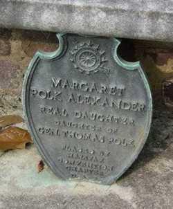 Margaret Polk Alexander