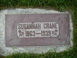 Susannah <i>Kidd</i> Crane