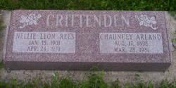 Nellie Leon <i>Rees</i> Crittenden