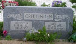 Elliot O Crittenden