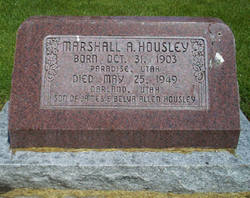 Marshall A Housley