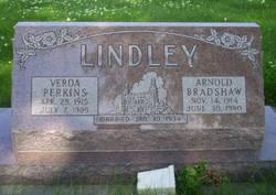Arnold Bradshaw Lindley