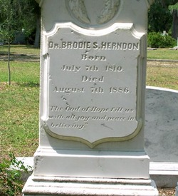 Dr Brodie Strachan Herndon