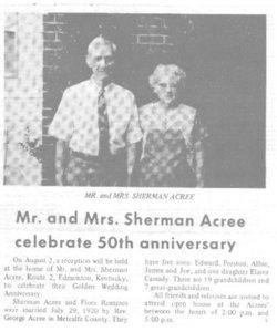 Sherman Acree