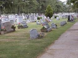 Pine Grove Cemetery Walnut Street