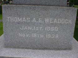Thomas Addis Emmet Weadock