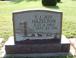 Thomas Jefferson Hazelton