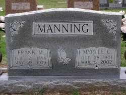 Franklin Midran Manning