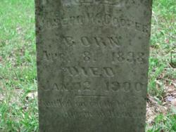 Joseph W. Cooper