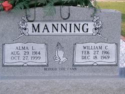 Alma <i>Hughart</i> Manning