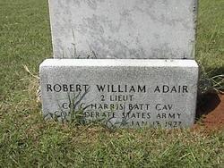 Robert William Adair