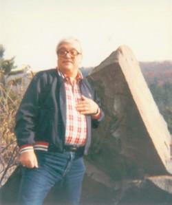 Donald Ross Johnson