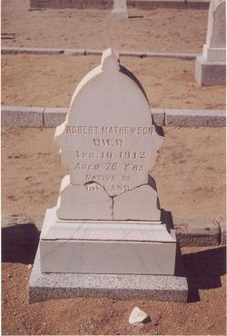 Robert Mathewson