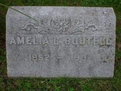 Amelia C. <i>Duttlinger</i> Boutell