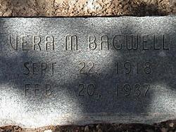 Vera M. <i>Massey</i> Bagwell