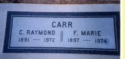 F Marie Carr
