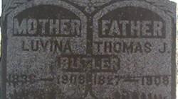 Thomas J Butler