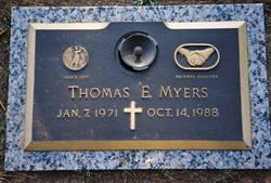 Thomas Eugene Myers