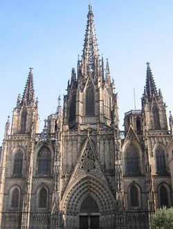 Catedral de la Santa Creu i Santa Eul�lia