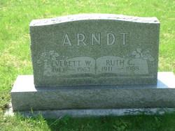 Ruth Carolyn <i>Moore</i> Arndt