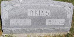 Albert C Akins