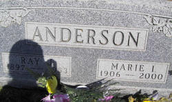 Marie I Anderson