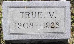 Truman Vernon True Cornelison