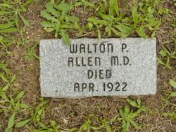 Dr Walton P Allen