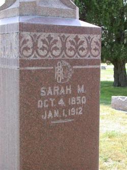 Sarah Mildred <i>Peek</i> Yenne