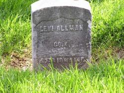 Levi Allman