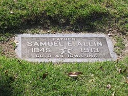 Samuel E Allin