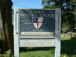 Grace Episcopal Churchyard