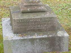 Mark Antony D'Wolf, V
