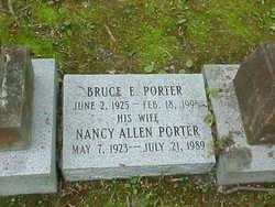 Bruce E Porter