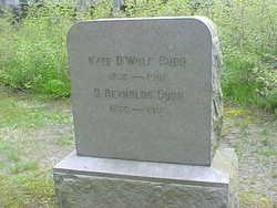 D. Reynolds Budd