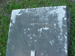 Mary Louisa D'Wolf
