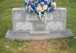 Isaac A. Ike Brown