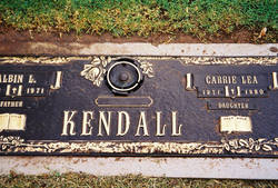 Carrie Lea Kendall