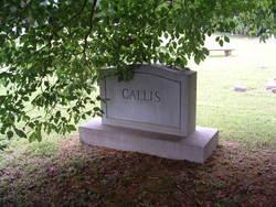 Franky <i>Jones</i> Callis