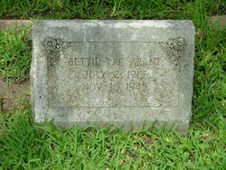 Bettie Rae Arant