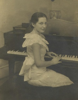 Frances Lile Lile <i>McGinnis</i> Price