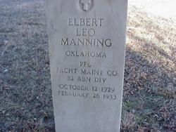 Elbert Leo Manning