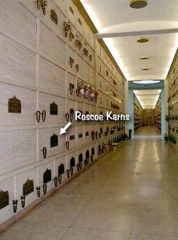 Roscoe L. Karns