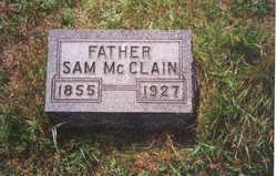 Sam McClain