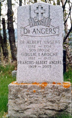 Fran�ois-Albert Angers