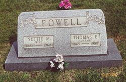 Nettie Norris <i>Myers</i> Powell