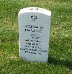 Sgt Joshua Michael Harapko