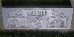 Charlotte L Cramer