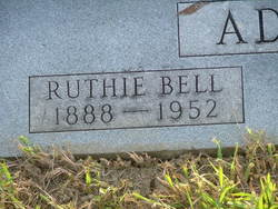 Ruthie Bell <i>Sayers</i> Aday