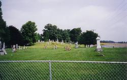 Hurricane Cemetery